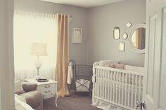 Soft, Peaceful Nursery