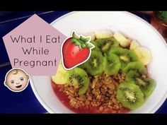 What I Eat In a Day - Pregnancy Edition (6 Months Pregnant)