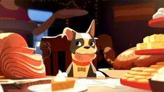 Animação da Disney sobre um cãozinho e seu dono e melhor amigo go Um filme muito engraçado para ver e partilhar