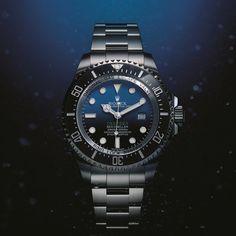 Rolex Deepsea Challenge Blu