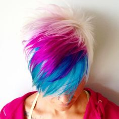 #NothingButPixies Pixie Haircolor Inspiration | For appointments at Stewart & Company Salon, call (404) 266-9696.