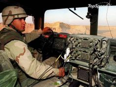 Military Hummer H1