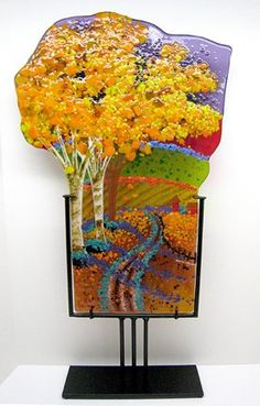 Love the tree!  Apsen Lane by Anne Nye...love this