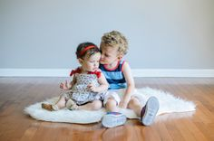 Nicole Francesca | Chicago Photographer | Children Photography | Siblings | Brother and Sister