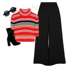 """""""Untitled #913"""" by yurithisandthat ❤ liked on Polyvore featuring River Island, Alessandra Rich, Chloé, Diamond Star and Chanel"""