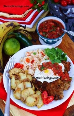 Eggs on shelves in megamaxi south american food photos pinterest step by step photo recipe tutorial to making the bolivian recipe silpancho con arroz forumfinder Gallery