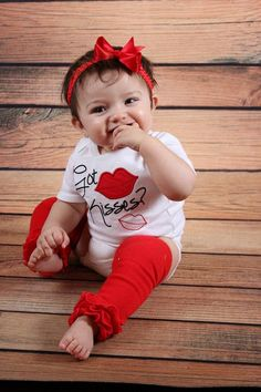 Sssoo cute! Baby Girl Outfit One Piece Baby Girl Clothes Newborn by LilMamas, $17.00