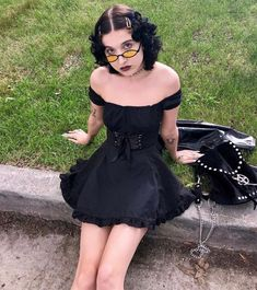 Grunge Outfits, Edgy Outfits, Pretty Outfits, Cool Outfits, Fashion Outfits, Style Grunge, Hipster Grunge, Soft Grunge, Dark Fashion