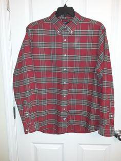 6933c189d mens xl Cremieux flannel shirt #fashion #clothing #shoes #accessories # mensclothing #