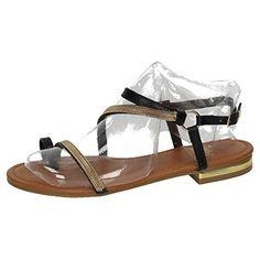 XTI , Damen Sandalen , schwarz for sale Partner, Best Deals, Link, Shoes, Fashion, Sandals, Black, Woman, Women's