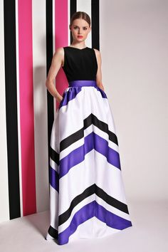 Christian Siriano Resort 2014 Collection Slideshow on Style.com