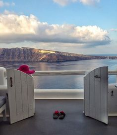 The absolute Caldera view in Oia village, Santorini island, Greece. - selected by www.oiamansion.com