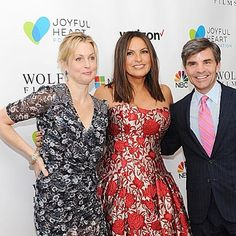 Alexandra Wentworth,Mariska, and George Stephanopoulos!  - Joyful Revolution 2016