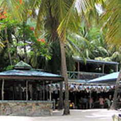 Foxy's Bar, Jost Van Dyke Island, BVI