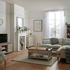 Buy John Lewis Audley Living & Dining Furniture Range from our Living Room Furniture Ranges range at John Lewis. Free Delivery on orders over White Furniture, Living Room Interior, Home Living Room, Living Room Designs, Living Room Furniture, Living Room Decor, Furniture Ideas, Home Art, New Homes