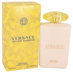 JUST IN: Versace Yellow Di.... SHOP NOW! http://www.zapova.com/products/versace-yellow-diamond-by-versace-body-lotion-6-7-oz?utm_campaign=social_autopilot&utm_source=pin&utm_medium=pin