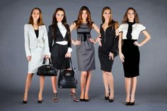 Business casual dress for young women 2016-2017