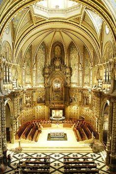 Sanctuary of Montserrat Spain is the main sacred destination in Catalonia. Montserrat is not only a sanctuary, but a monastery and a mountain. https://www.pilgrim-info.com/the-sanctuary-of-montserrat/