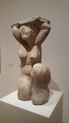 Modigliani 1914 Amedeo Modigliani, Jewish Art, Italian Artist, Museum Of Modern Art, Famous Artists, Figurative Art, New Art, Sculpture Art, My Arts