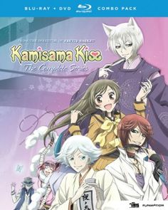 Kamisama Kiss: Series Collection (Blu-ray/DVD, Set) for sale online Kamisama Kiss, Tomoe, Nanami, Anime Dvd, Anime Titles, Fox Ears, Thing 1, Her World, Dvd Blu Ray