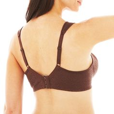 e769721fa7f2b Playtex 18 Hour Side   Back Smoothing With Cool Comfort™ Wireless Full  Coverage Bra-4049