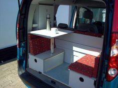 Choosing а Camping Tent Cargo Trailer Camper, Truck Camper, Camper Van, Luxury Camping, Diy Camping, Tent Camping, Diy Van Furniture, Vw Bus, Renault Kangoo Camper