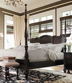 Chrisley Knows Best Bedroom Design On Pinterest Canopy