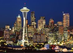 Seattle. My city, I miss home.