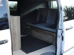 Mercedes Vito CAPER VAN, 2 Berth, (2007) Used Motorhomes for sale
