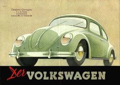 VW - 1949 - Der Volkswagen - CDH 65  970-5000 Kl. B - [1304]-1