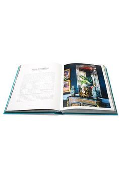 Assouline - Chic Stays By Condé Nast Traveler Hardcover Book - Turquoise - one size