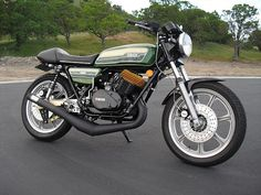 """Wow! The """"Bike Of The Month"""" over on the 2 Stroke World Forum!"""
