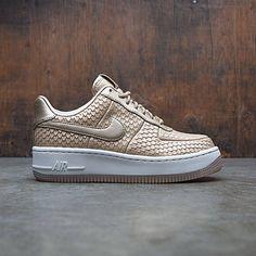 best sneakers eebff 2919e Nike Women Air Force 1 Upstep Premium (blur   blur-summit white)