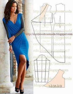 MENTŐÖTLET - kreáció, újrahasznosítás: Blúz, szoknya, nappali és alkalmi ruhák szabásmintákkal