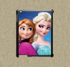 ipad 4 case,ipad air case,ipad air cover,ipad mini case,ipad mini cover,ipad 2 case,ipad 3 case,mini case--frozen case,elsa,anna,in plastic. by Ministyle360, $28.99