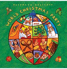 Putumayo World Christmas Party
