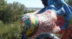 De tarottuin van Niki Saint Phalle – kleurrijk paradijs in Toscane – Ciao tutti – ontdekkingsblog door Italië