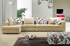 Butler 4-Pieced Sectional Sofa Set  $1625