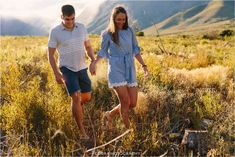 Sunrise engagement shoot in Stellenbosch at Jonkershoek Nature Reserve. Natural poses for couples. Couple Posing, Couple Shoot, Engagement Couple, Engagement Shoots, Save The Date Video, Visit South Africa, Couple Photography Poses, Nature Reserve, Cape Town