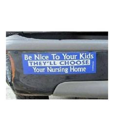 Funny Bumper Stickers - mom.me