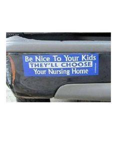 Funny Bumper Stickers - mom.me