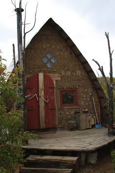 Near Taos New Mexico / tiny house / rustic small home / The Green Life <3