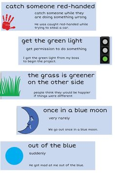 Idioms And Phrases, English Idioms, The Other Side, Being Used, Something To Do, Colour, Learning, Color, Studying