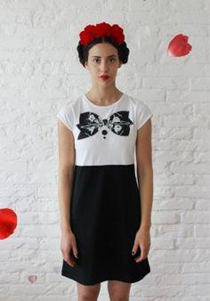 #Frida #dress #fashion #style | BUY IT NOW ON www.dezzy.it!
