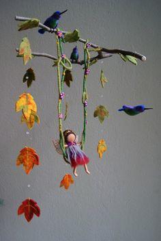 Casa de Retalhos: Um mundo encantado ♥ Nature Child