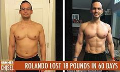 On #TransformationTuesday, let's give a huge shout out to Rolando for his amazing success story!   Rolando had done quite a few Beachbody programs before, but he got some of the best results he's ever had with The Master's Hammer and Chisel. In 60 days, he lost 18 lbs and got ripped!   For his full story, please visit FB.com/GetFitwithJanetTeamMarrero   I'm looking for the next 10 men and/or ladies who want to join my next challenge/support group which starts April 25th!