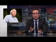 "Coal giant sues John Oliver over ""Last Week Tonight"" segment"