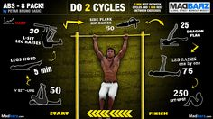 Routines Abs 8 Pack