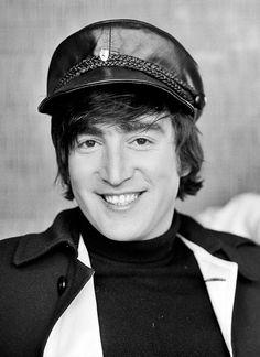 John Lennon by Henry Grossman, 1965
