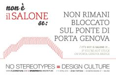 Milano Design week + Salone del mobile Milano + Floornature + visual marketing